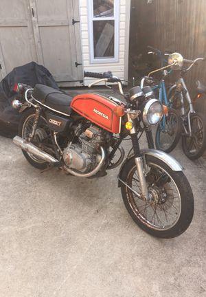 1976 Honda CB200T for Sale in Trenton, NJ