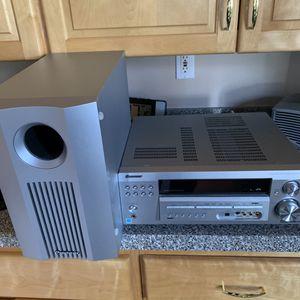 Pioneer Multichannel VSX D814 for Sale in Renton, WA