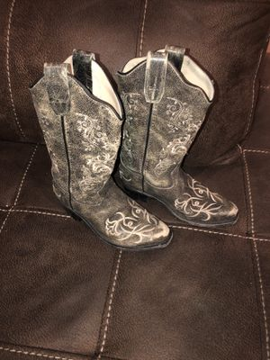 Girls Cowgirl Boots for Sale in Killeen, TX