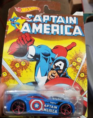 Captain America Diecast Car 1:64 New for Sale in Baltimore, MD