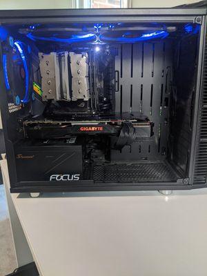 Intel I7 9700K + GTX 1070TI Mini ITX High End Gaming PC Build for Sale in Vienna, VA