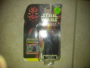 1990s Darth maul action figure. for Sale in Bell Gardens, CA