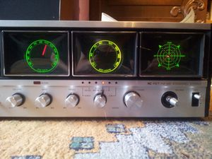 Vintage Panasonic Stereo Receiver *75 Watts Per Channel for Sale in Eighty Four, PA