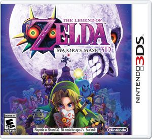 BRAND NEW Zelda Majora's Mask 3D Nintendo 3DS for Sale in Tustin, CA