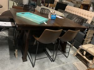 Brand New Extendable Dining Table for Sale in Virginia Beach, VA