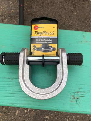 DeadBolt King Pin Lock w/keys for Sale in Wheat Ridge, CO