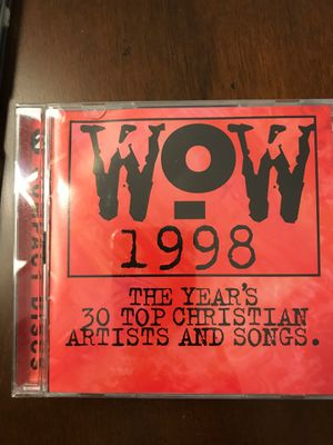 WOW 1998 💿 CD 💿 for Sale in West Covina, CA
