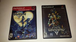 Kingdom Hearts 1 & 2 Complete for Sale in Peoria, AZ