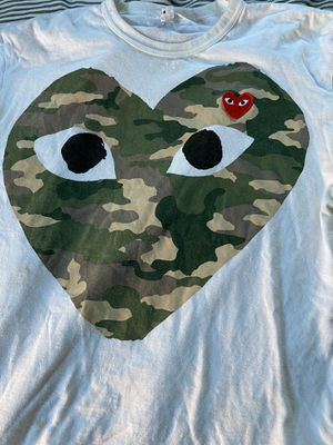 Play by Comme Des Garçons T-Shirt (Large) for Sale in Great Barrington, MA