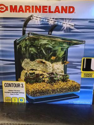 Marineland 3 Gallon Tank Kit for Sale in Nashville, TN