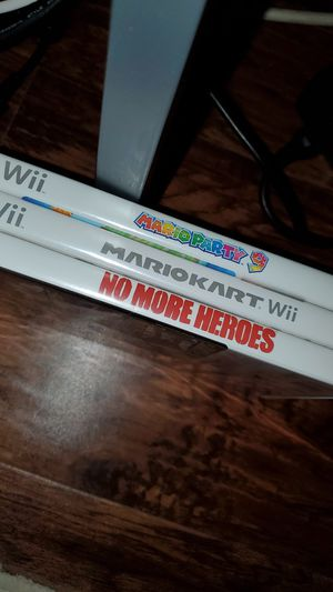 Nintendo wii games for Sale in San Diego, CA