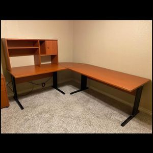 Corner Desk for Sale in Fort Worth, TX