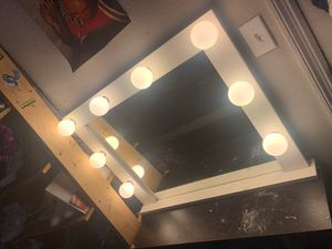 Hand Made Makeup Vanity mirror for Sale in Lutz, FL