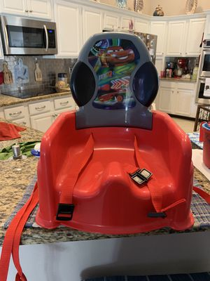 Booster high chair seat for Sale in Orlando, FL