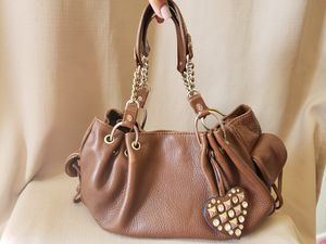 Juicy Couture Brown small Hobo bag for Sale in San Marcos, CA