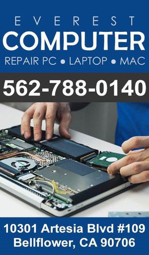SSD MEMORY HARD DRIVE UPGRADE & Sales for Sale in Long Beach, CA