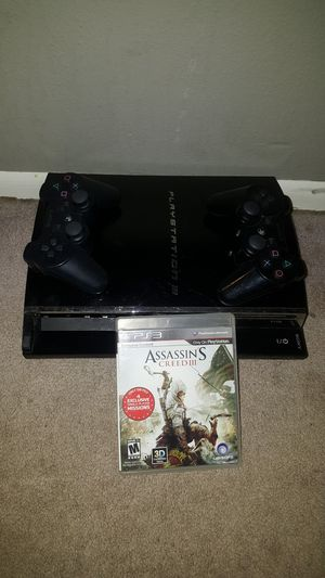 sony ps3 for Sale in Vancouver, WA