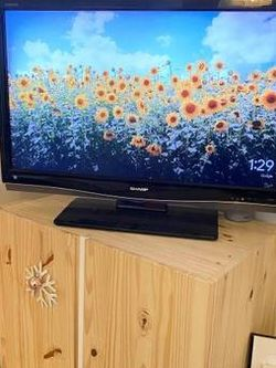 Sharp 37inches Computer Monitor And TV With Remote Control And 2 HDMI ports for Sale in Washington,  DC