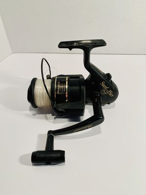 Vintage Shakespeare Surf & Pier 060 Ball Bearing Fishing Reel for Sale in Reno, NV