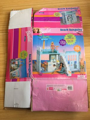 Barbie Beach Bungalow House Box Only for Sale in Tualatin, OR