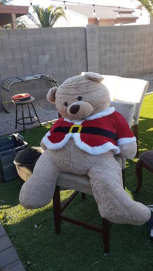 Christmas teddy bear for Sale in Phoenix, AZ