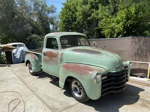 1953 Chevy truck 3100 short bed pickup patina for Sale in Lake Elsinore, CA