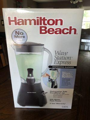 New Hamilton beach blender for Sale in Atco, NJ