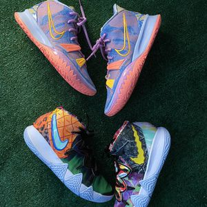 Kyrie 7 Expressions - Size 8.5 / Kybrid S2 Pineapple - Size 9 for Sale in Sunnyvale, CA