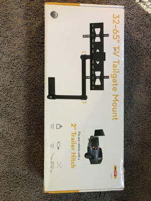 """Omni tv tailgate mount 32-65"""" for Sale in Aurora, CO"""
