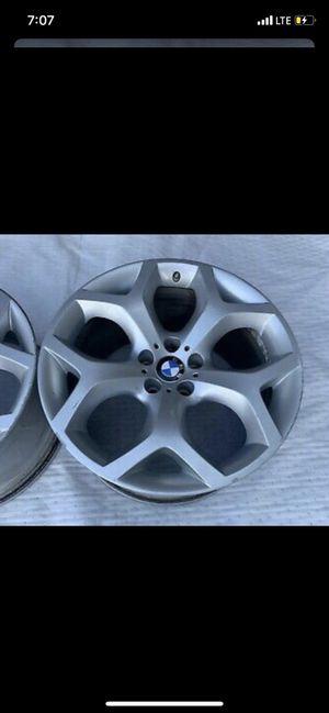 "BMW X5 rims-X5 wheels-X6 rims wheels 20"" for Sale in Montebello, CA"