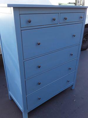 IKEA hemnes solid wood dresser for Sale in Chula Vista, CA
