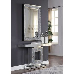 Console Table With Mirror for Sale in York, PA
