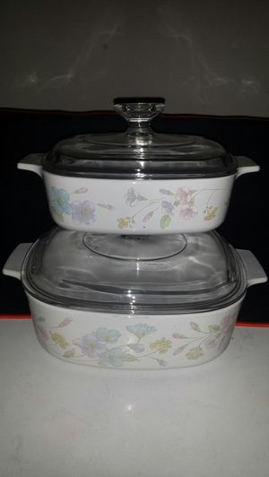 Corningware Pastel Bouquet for Sale in Indianapolis, IN
