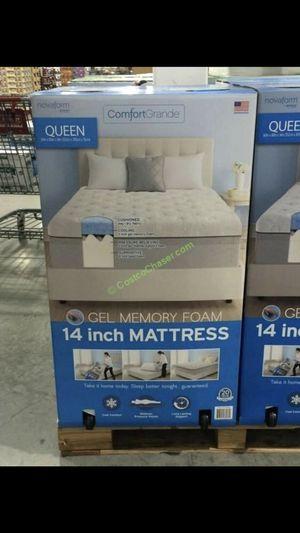 Nova Gel Memory Foam Mattress for Sale in West McLean, VA