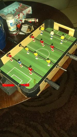 Mini Foosball table for Sale in Glendale, AZ