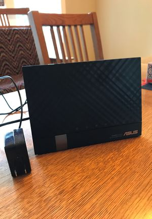 ASUS Dual band wireless Gigabit Router for Sale in Bainbridge Island, WA