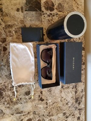 BVLGARI SUNGLASSES for Sale in Kirkland, WA