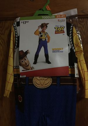Woody costume for Sale in Chicago, IL