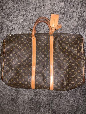 Authentic Louis Vuitton Keepall Duffle Bag for Sale in Alpharetta, GA