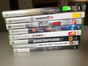 Xbox 360 games for Sale in Gainesville, GA