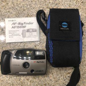 Minolta Film camera for Sale in Santa Ana, CA