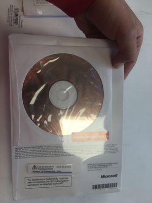Windows XP original disc for Sale in Alexandria, VA