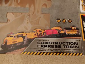 CAT Construction Express Train for Sale in Sterling, VA