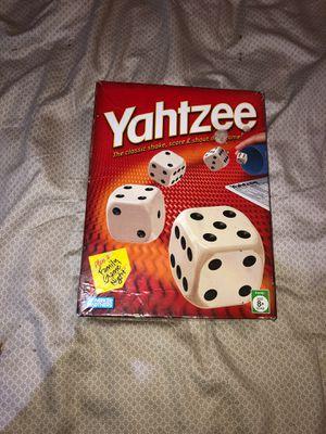 Yahtzee for Sale in Claremont, CA