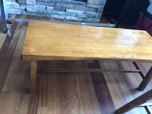 Pottery Barn console table, coffee table and end table for Sale in Lake Grove, OR