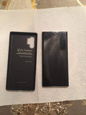 Samsung galaxy note 10 plus 256 gb for Sale in Anaheim, CA