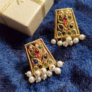 Gold Plated Earrings for Sale in Windsor Mill, MD