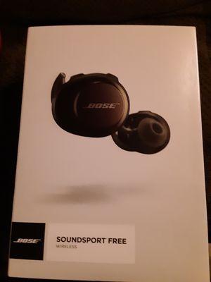 Bose wireless headphones for Sale in Salem, OR