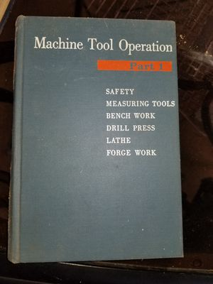 Machine Tool Operation Part 1 for Sale in MIDDLEBRG HTS, OH