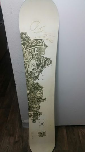 Andy Finch Palmer Snowboard Signed by Andy Finch for Sale in Denver, CO
